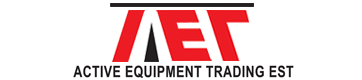 Active Equipment Trading Est Logo